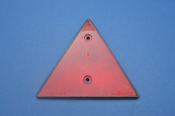 product image for Triangle rouge