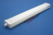 Fluorescent tube interior lamp