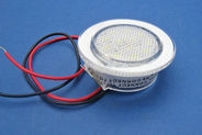 Recess mounted 12V/24V LED