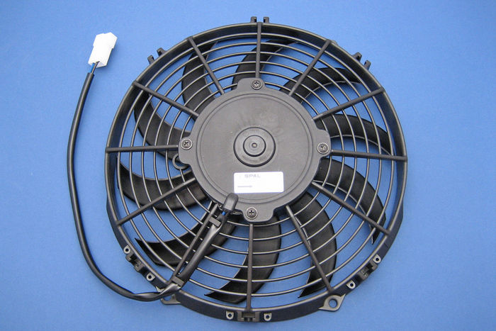 Radiator Fans - Suction