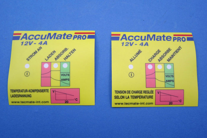 product image for Accumate Pro 12V 4A