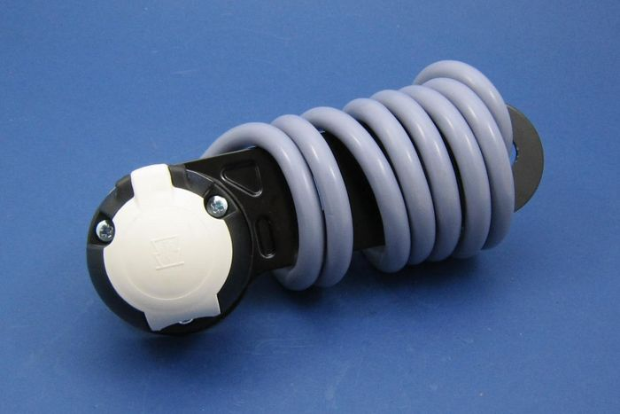 product image for Pre-Wired Sockets - 7 pin plastic socket (12S)