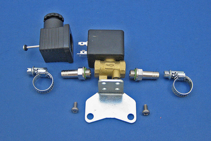 product image for Valve Solénoïde de Carburant 12V