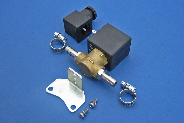 electric fuel shut off valve  electric  free engine image