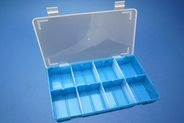 Divider box - small blue