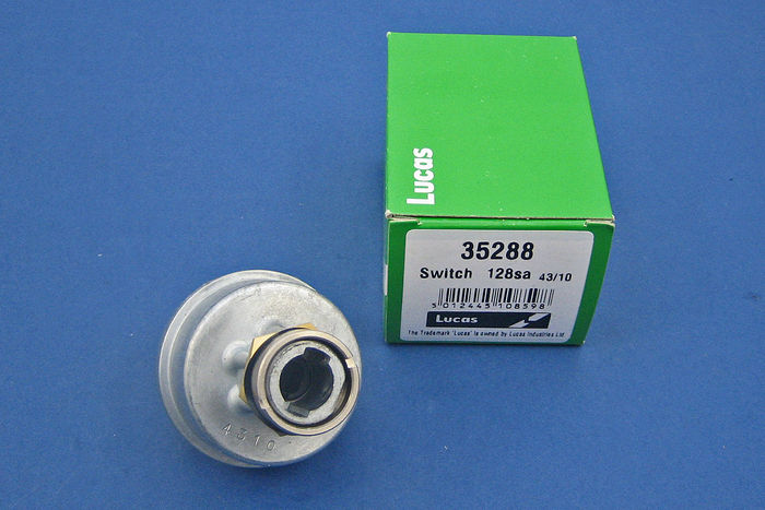 product image for Lucas 128SA 35288 Key Switch