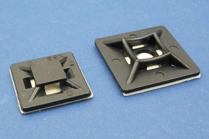 product image for Cable Tie Mounts - Four-Way
