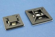 Cable Tie Mounts - Four-Way