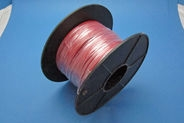 500m of 0.75mm2 thinwall Red