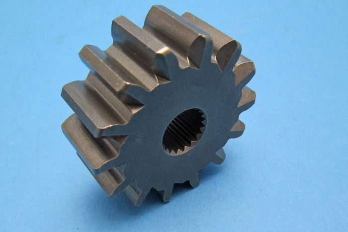 14T 50MM DIAMETER (LONG) PINION KIT