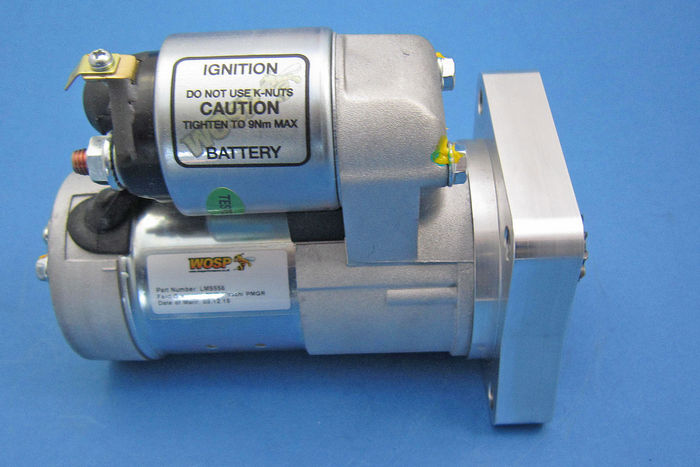 When Were Electric Starter Motors Fitted To Cars