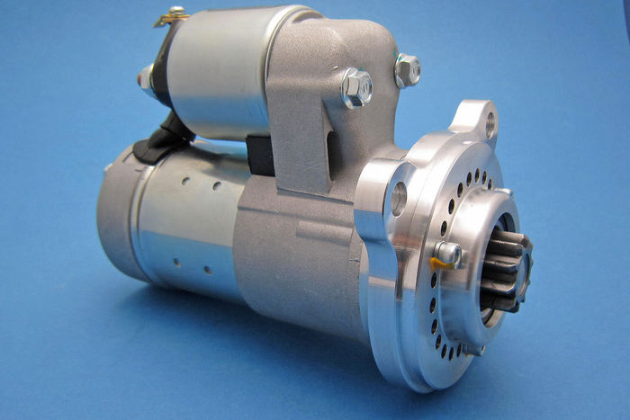 product image for Crossflow with 135T ring gear (HITACHI PMGR)