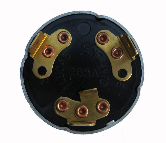 Lucas 128sa 35630 Key Switch