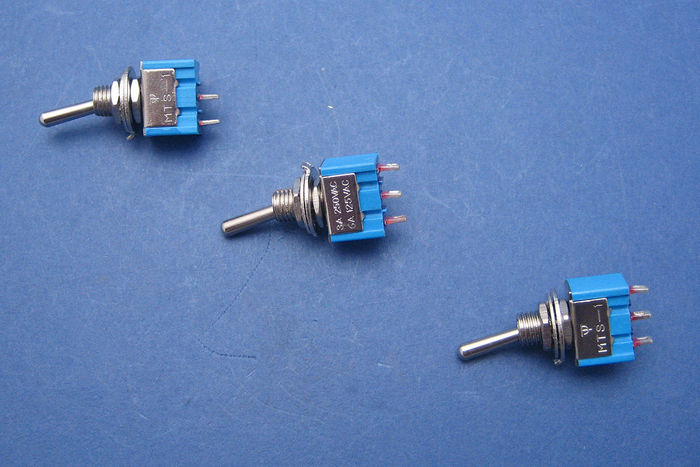 product image for Miniature Toggle Switches