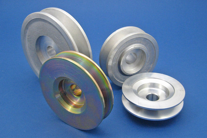 product image for Pulleys (15mm bore)