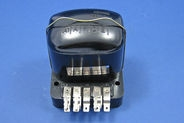 RB106 dummy control box with blade terminals