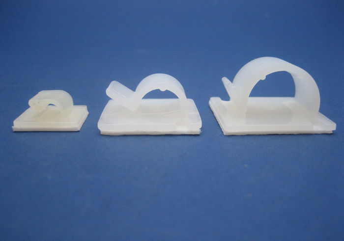 product image for Chassis Clips - Self Adhesive (Nylon)